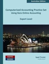 Computerised Accounting Practice Set Using Xero Online Accounting