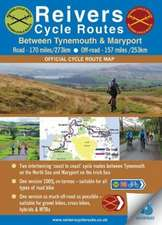 Reivers Cycle Routes - On and Off-road (waterproof)