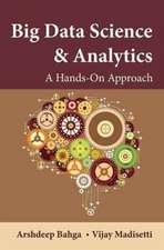Big Data Science & Analytics