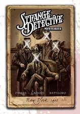 Strange Detective Mysteries:  The Prostitute Murders