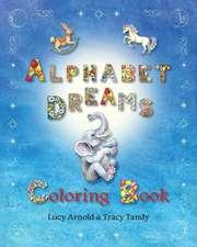 Alphabet Dreams Coloring Book