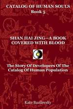 Shan Hai Jing-A Book Covered with Blood