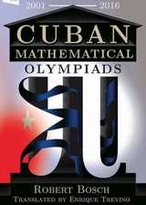 Cuban Mathematical Olympiads
