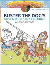 BUSTER THE DOGS ADV IN COLOR B