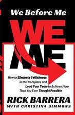 We Before Me