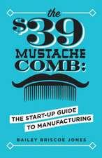 The $39 Mustache Comb