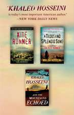 The Kite Runner / A Thousand Splendid Suns / And the Mountains Echoed. Box Set