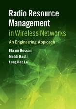 Radio Resource Management in Wireless Networks: An Engineering Approach