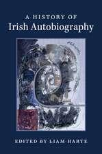 A History of Irish Autobiography