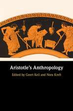 Aristotle's Anthropology