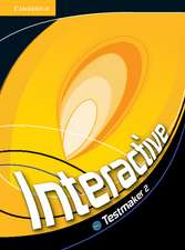 Interactive Level 2 Testmaker CD-ROM and Audio CD