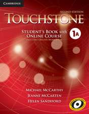 Touchstone Level 1 Student's Book with Online Course A (Includes Online Workbook)