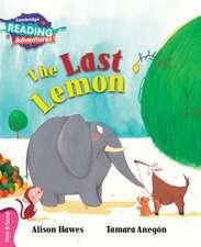 The Last Lemon Pink B Band