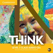 Think Level 3 Class Audio CDs (3)