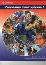 Panorama francophone 1 Student Book