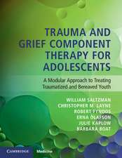 Trauma and Grief Component Therapy for Adolescents: A Modular Approach to Treating Traumatized and Bereaved Youth