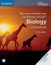 Cambridge IGCSE® Biology Coursebook with CD-ROM