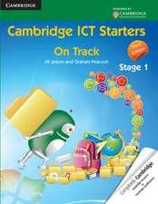 Cambridge ICT Starters: On Track, Stage 1