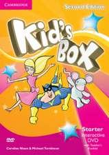 Kid's Box Starter Interactive DVD (NTSC) with Teacher's Booklet