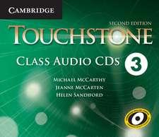 Touchstone Level 3 Class Audio CDs (4)