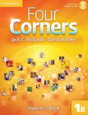 Four Corners Level 1 Student's Book B with Self-study CD-ROM and Online Workbook B Pack