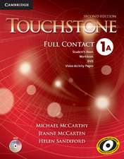 Touchstone Level 1 Full Contact A