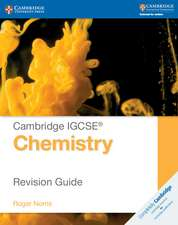 Cambridge IGCSE® Chemistry Revision Guide