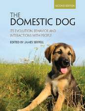 The Domestic Dog: Its Evolution, Behavior and Interactions with People