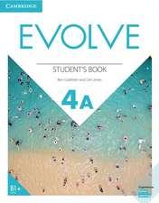 Evolve Level 4A Student's Book