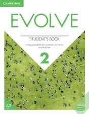 Evolve Level 2 Student's Book