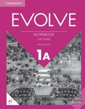 Evolve Level 1A Workbook with Audio