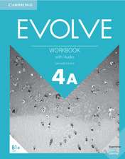 Evolve  Level 4A Workbook with Audio