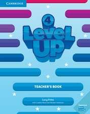 Level Up Level 4 Teacher's Book