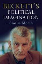 Beckett's Political Imagination