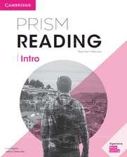 Prism Reading Intro Teacher's Manual