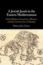 A Jewish Jesuit in the Eastern Mediterranean