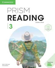Prism Reading Level 3 Student's Book with Online Workbook