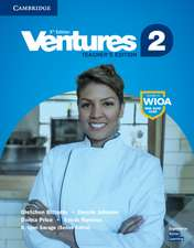 Ventures Level 2 Teacher's Edition
