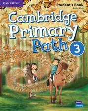 Cambridge Primary Path Level 3 Student's Book with Creative Journal American English