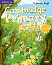 Cambridge Primary Path Foundation Level Student's Book with Creative Journal American English