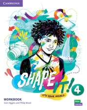 Shape It! Level 4 Workbook