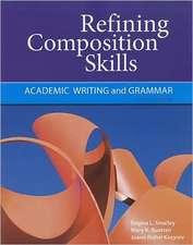 Refining Composition Skills