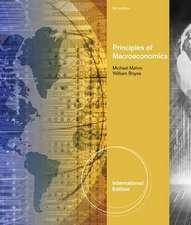 Principles of Macroeconomics, International Edition