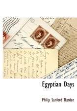 Egyptian Days