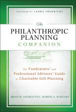 The Philanthropic Planning Companion: The Fundraisers′ and Professional Advisors′ Guide to Charitable Gift Planning