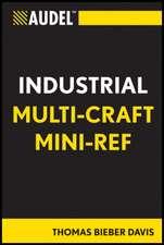 Audel Industrial Multi–Craft Mini–Ref