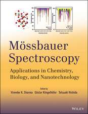 Mössbauer Spectroscopy: Applications in Chemistry, Biology, and Nanotechnology