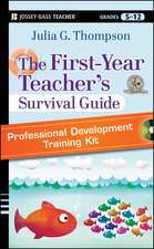 The First–Year Teacher′s Survival Guide Professional Development Training Kit: DVD Set with Facilitator′s Manual