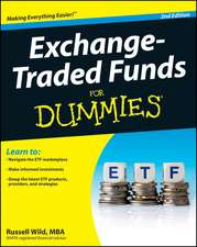 Exchange–Traded Funds For Dummies