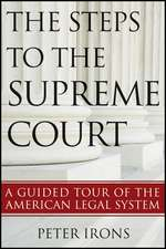 The Steps to the Supreme Court